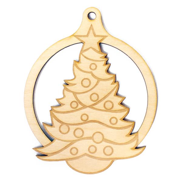 Karácsonyfa karácsonyfadísz