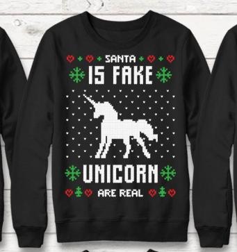 UGLY Karácsonyi Póló 1